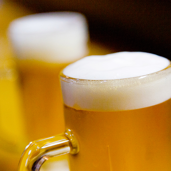 ビール・ホッピー